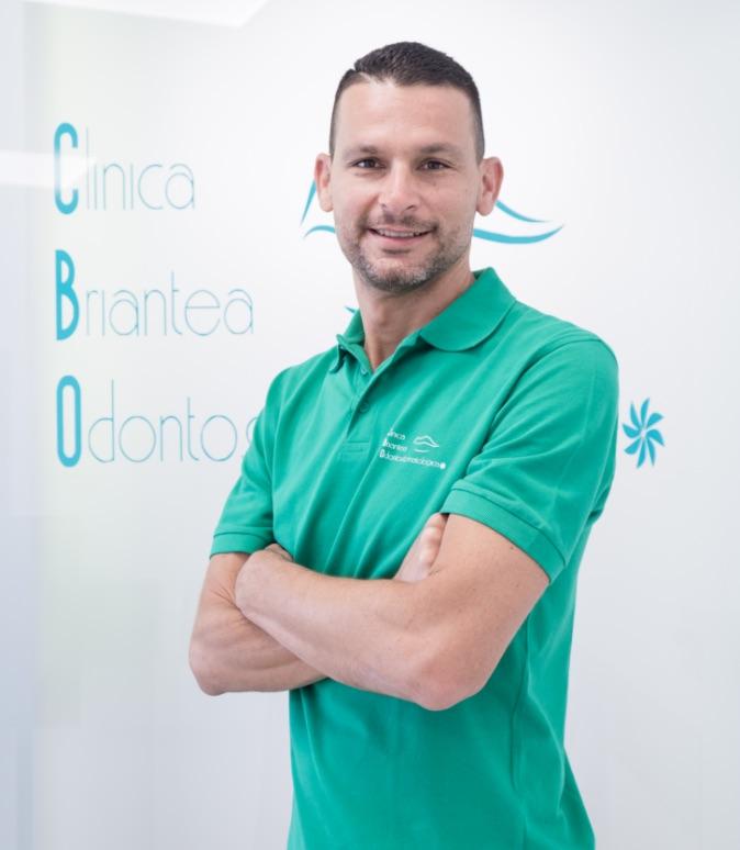 Clinica CBO | Dott. Francesco Zingari